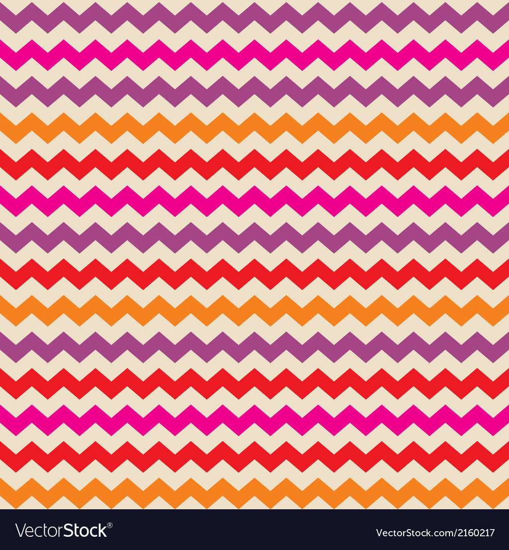 Zig zag tile wallpaper background Royalty Vector Image 1000x1080
