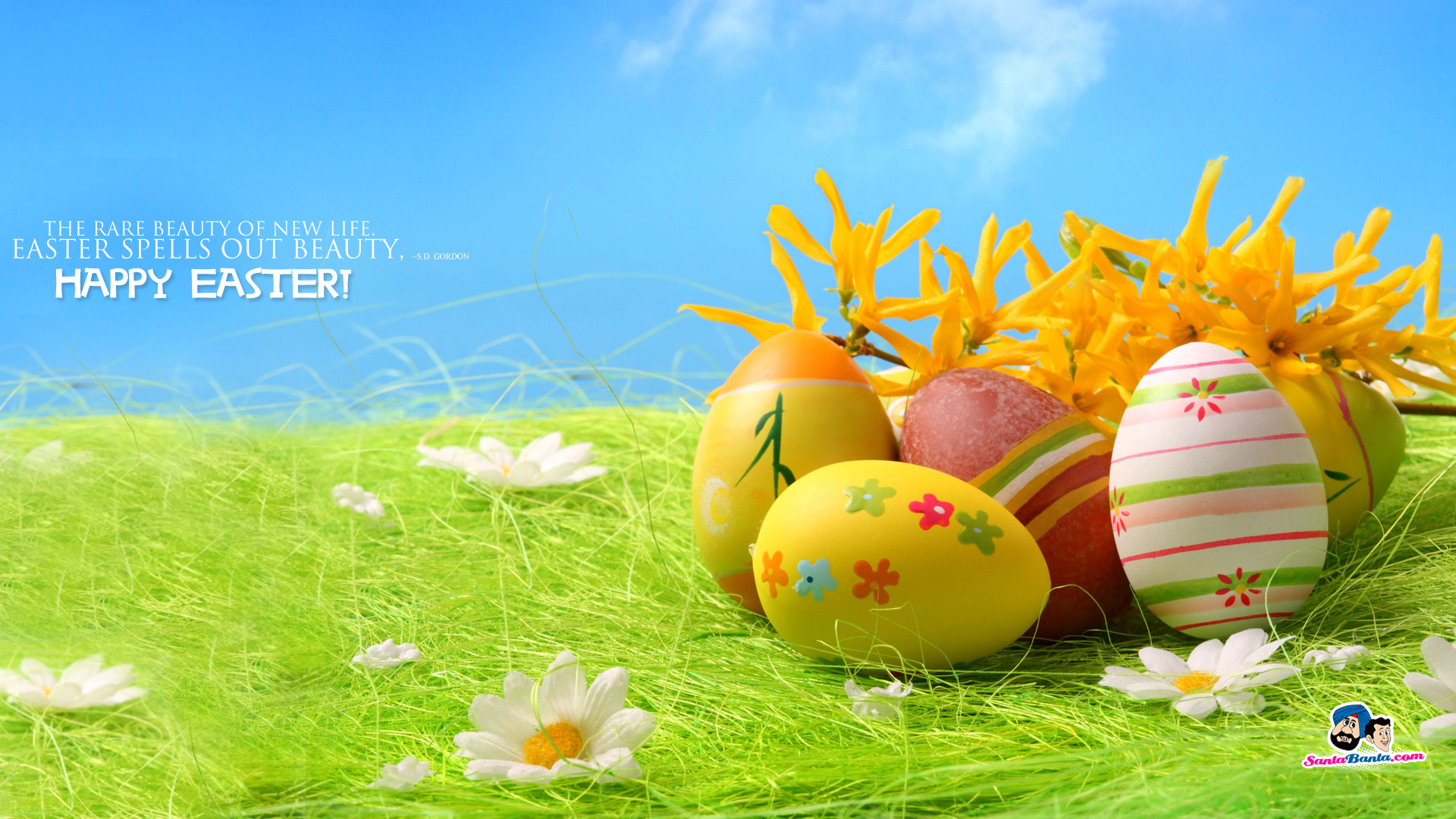 Happy Easter Wallpapers For Desktop 1920x1080