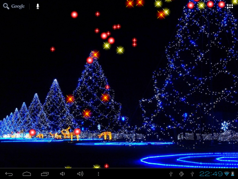 Free Download Merry Christmas Live Wallpaper Android Apps On