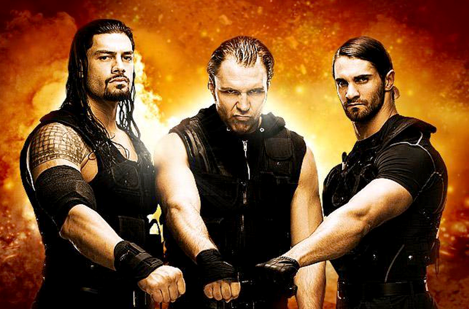 hd wallpapers of wwe shield