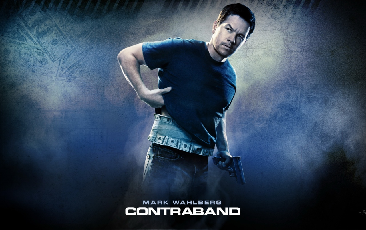 Mark Wahlberg   Contraband wallpapers Mark Wahlberg   Contraband 1280x804