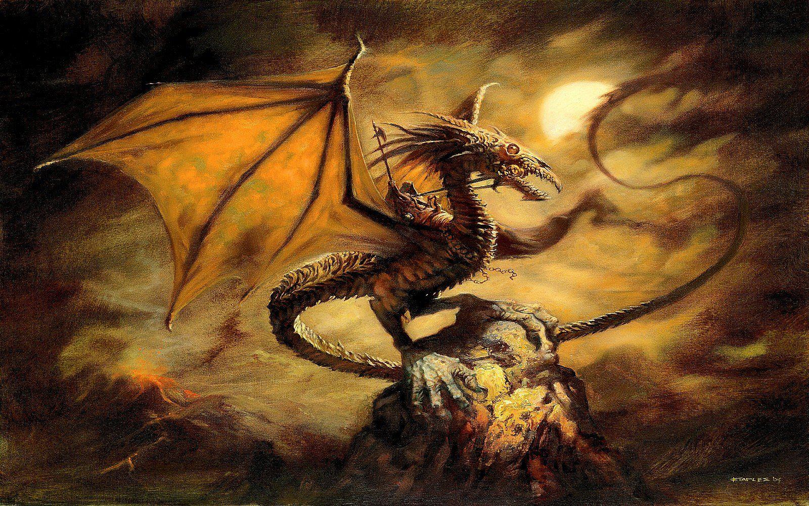 Dragon Screensavers And Wallpapers 1600x1000