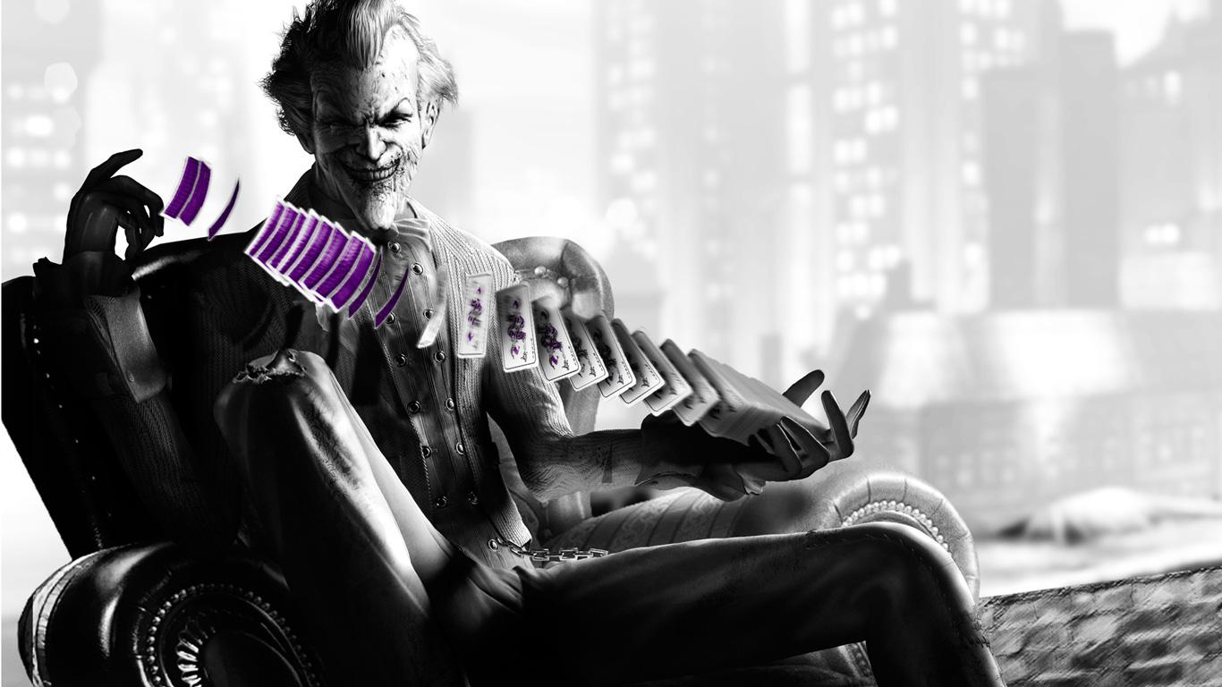 Batman Arkham City Wallpaper in 1366x768 1366x768