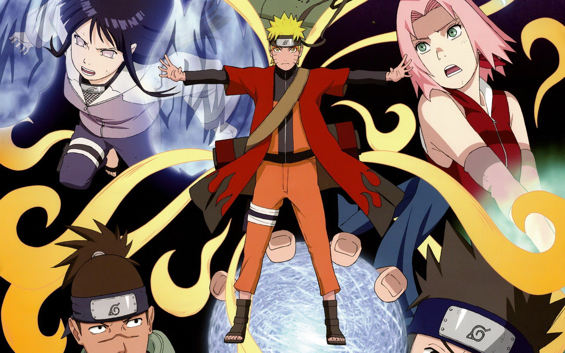 Download Cool Naruto Theme Animation Wallpaper Full HD Wallpapers 1920x1200