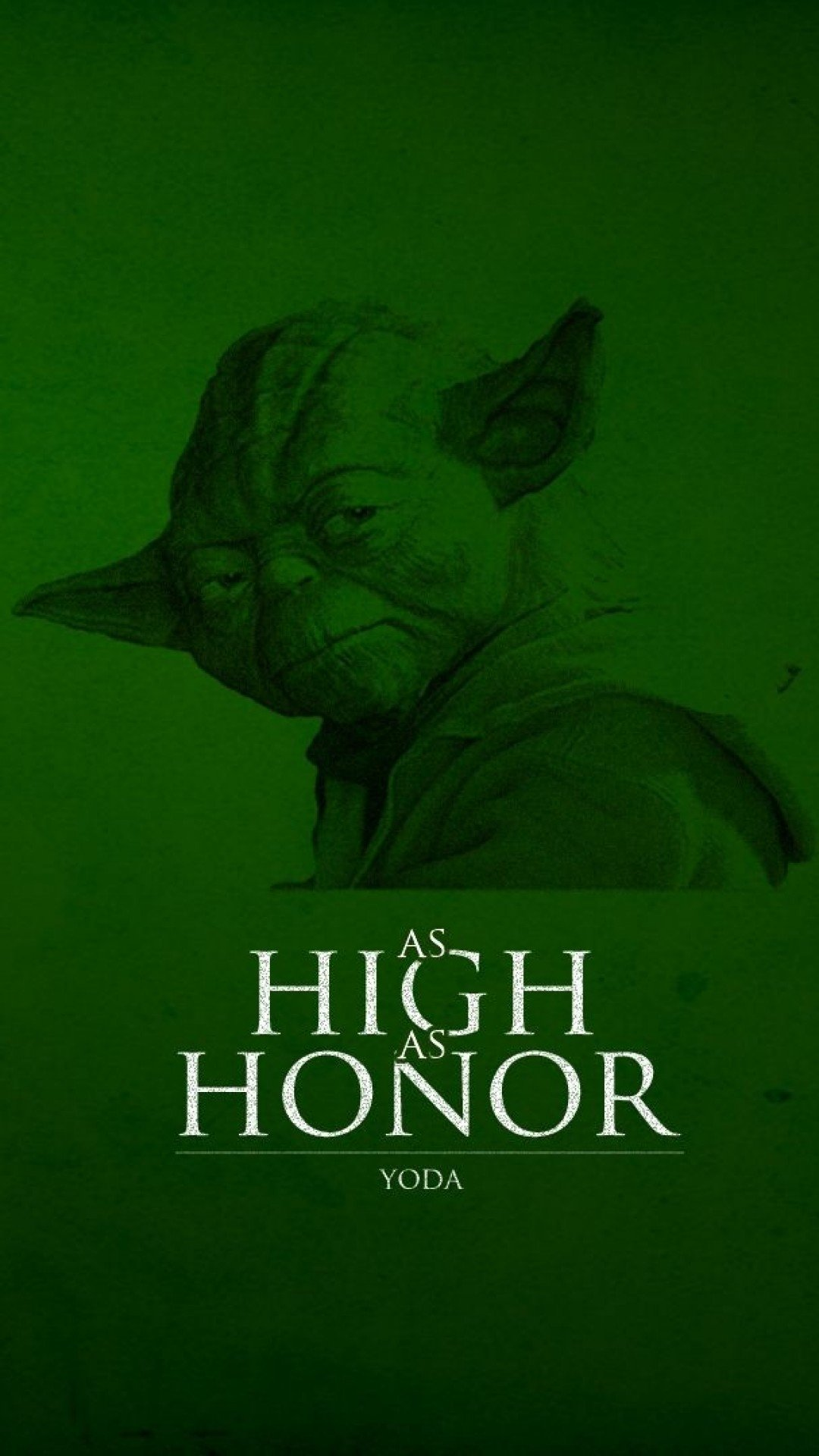 Yoda IPhone Wallpapers The Art Mad Wallpapers 1080x1920