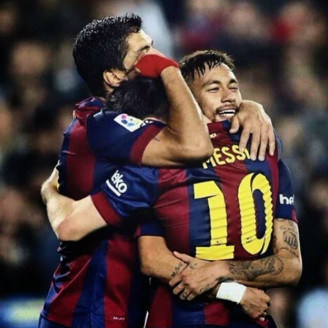 Messi 18 Neymar 40 and Suarez 76 and 1 goal PSG by 640x640