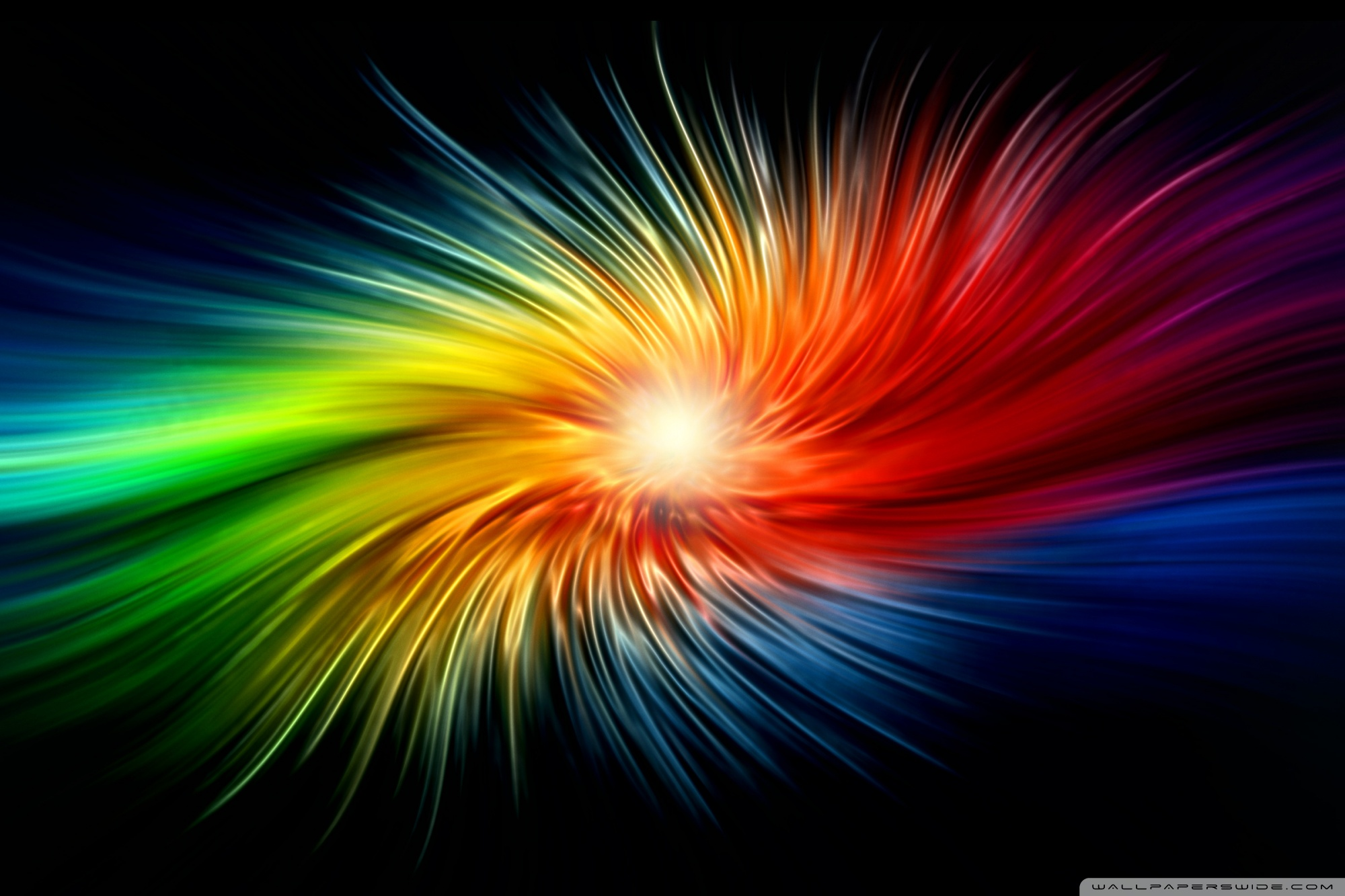 Colors Splash 4K HD Desktop Wallpaper for 4K Ultra HD TV Wide 2000x1333