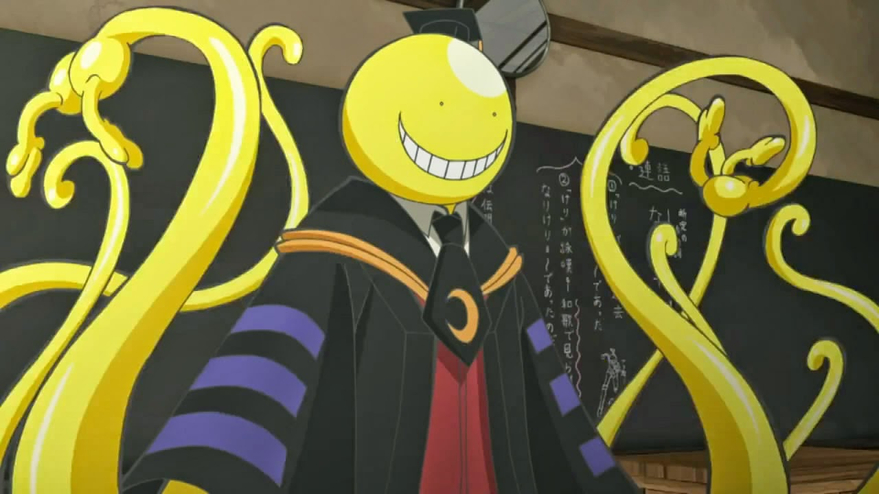 Free Download Assassination Classroom Anime To Premiere On January