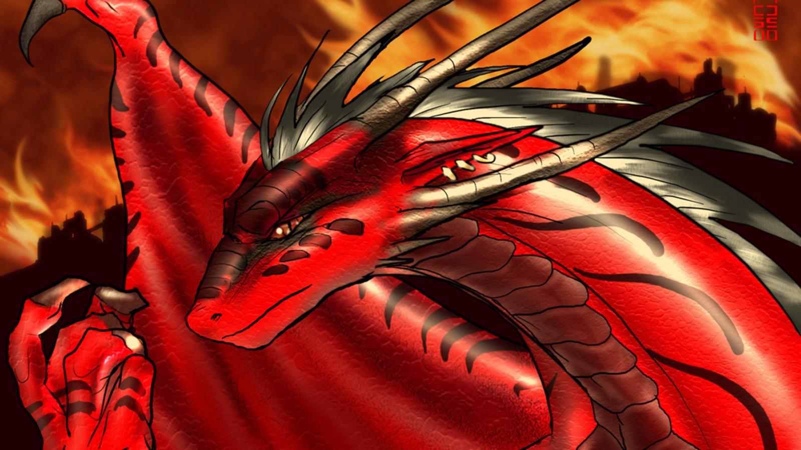 rojo monstruo