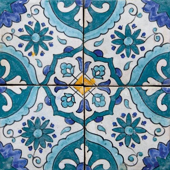 Moroccan Tile Wallpaper 550x550