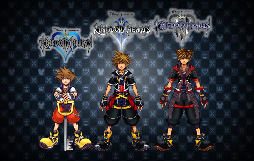 Kingdom Hearts Iii Wallpapers Wallpapersafari
