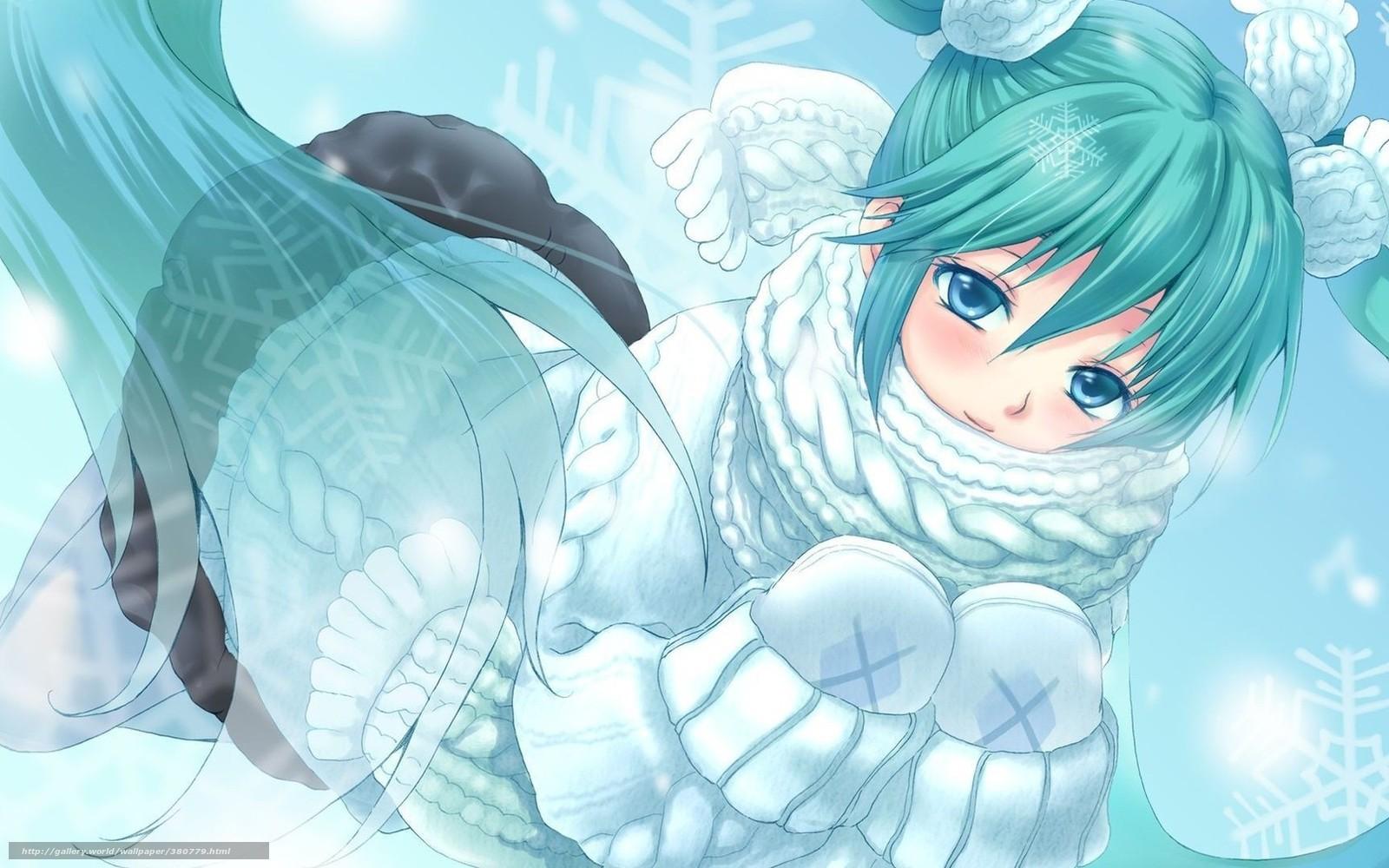 winter anime wallpaper 2015   Grasscloth Wallpaper 1600x1000