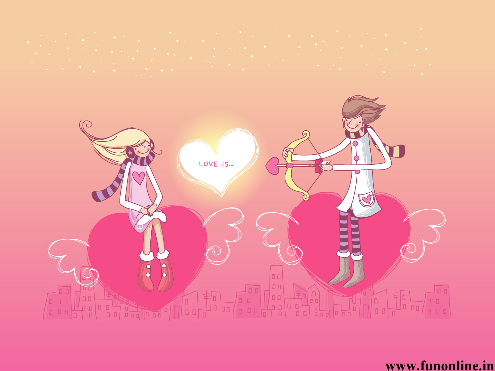 Cute Love Wallpapers 4 Widescreen Wallpaper 1600x1200
