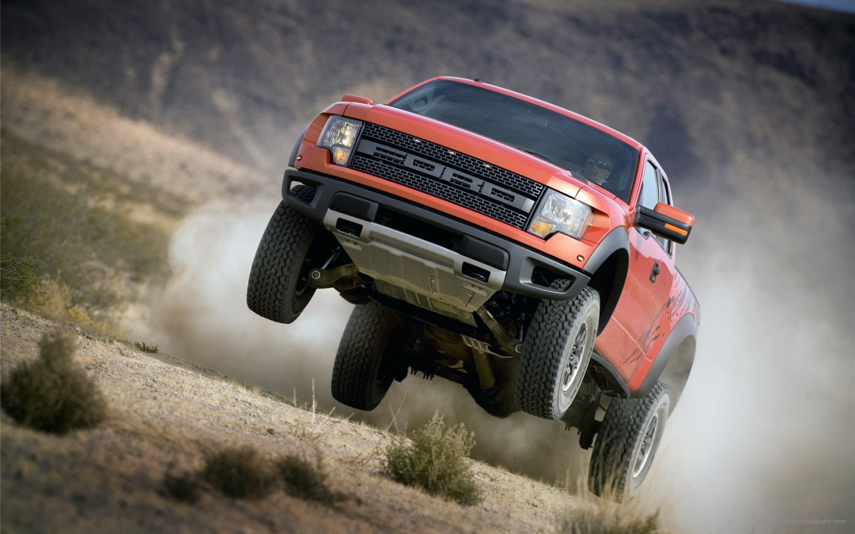 Ford F150 SVT Raptor 2 Wallpapers HD Wallpapers 1680x1050