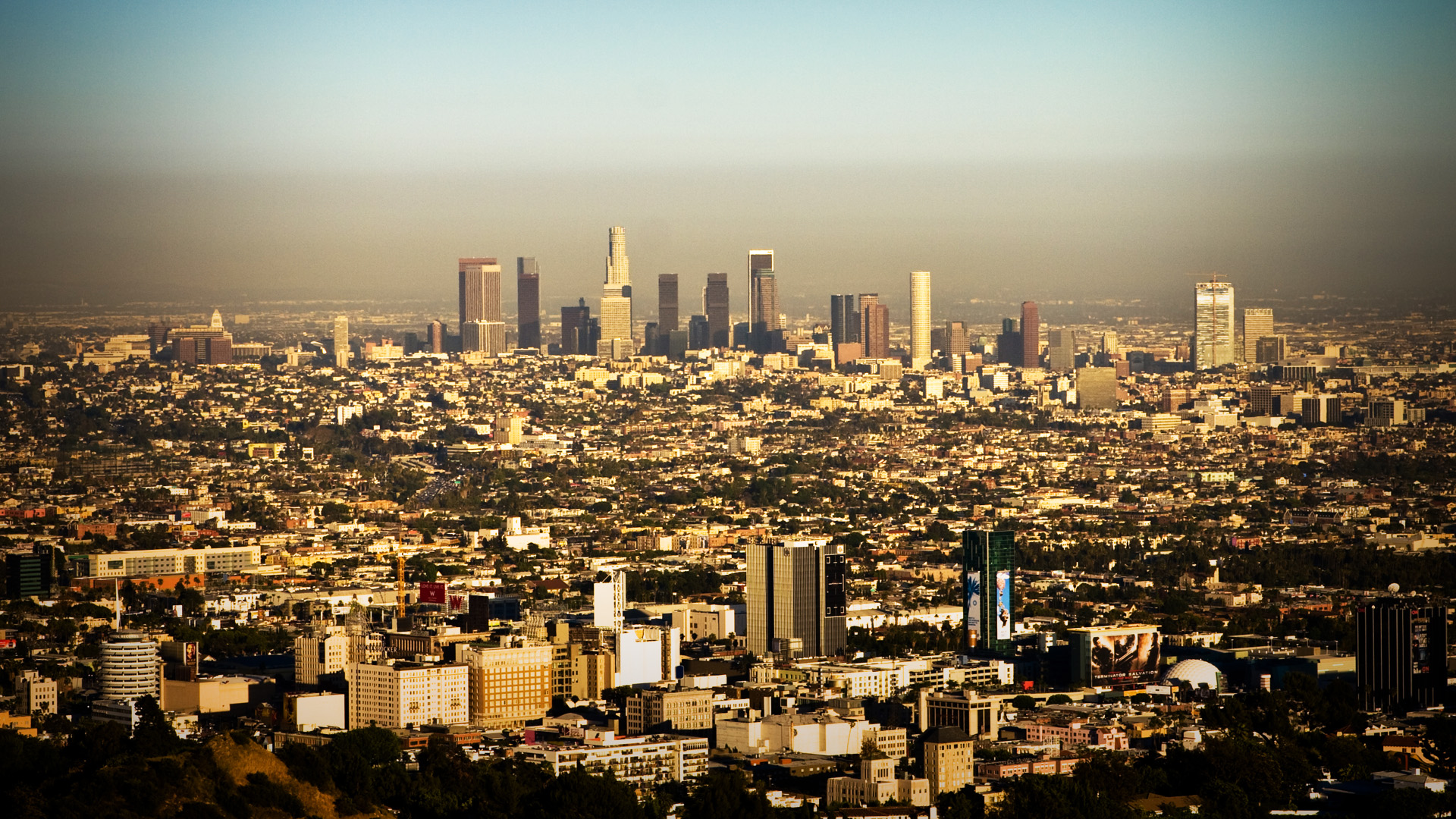 Free Download Los Angeles City Wallpaper Hd 4 Hd Background