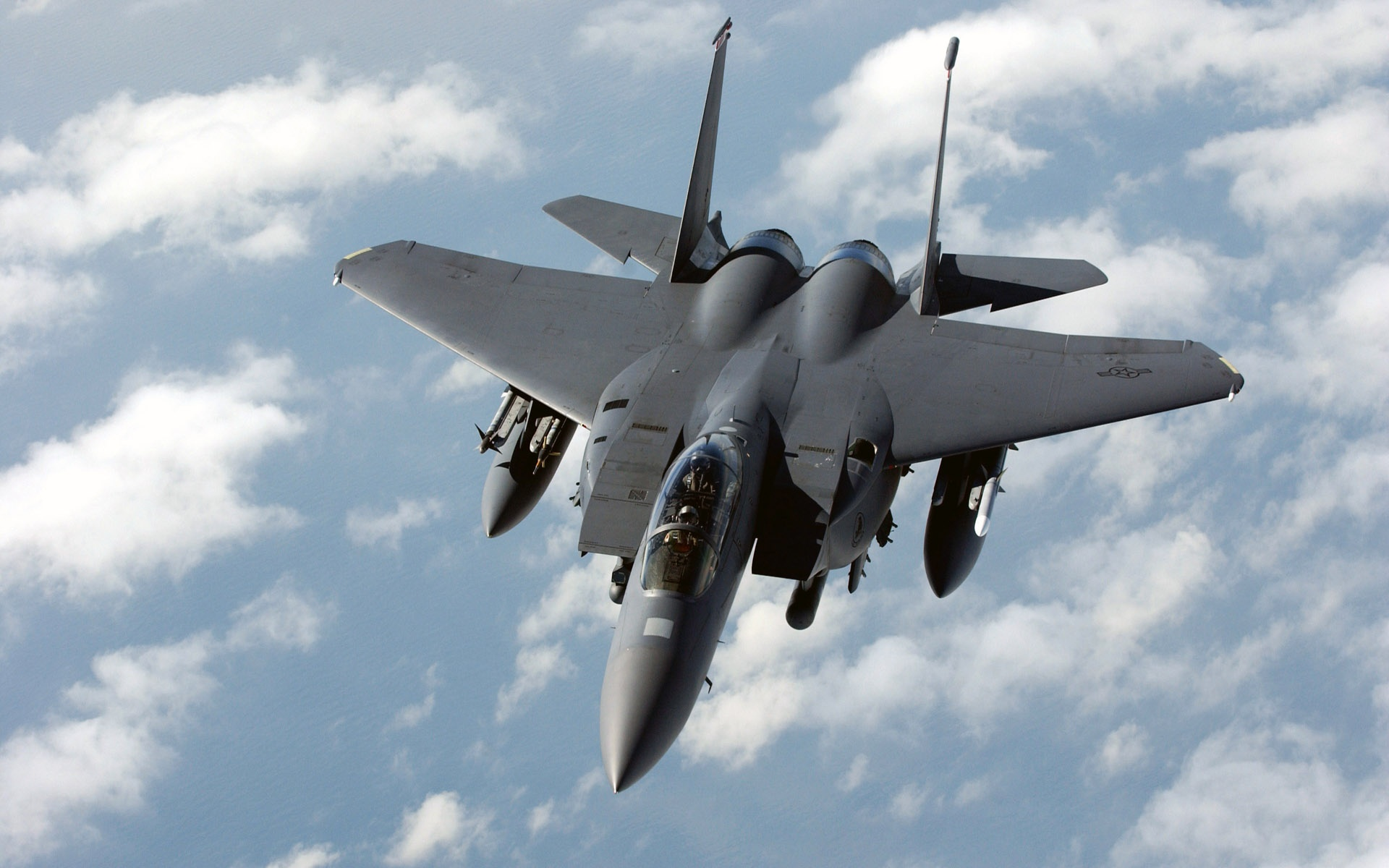 15E Strike Eagle Dual Role Fighter Wallpapers HD Wallpapers 1920x1200