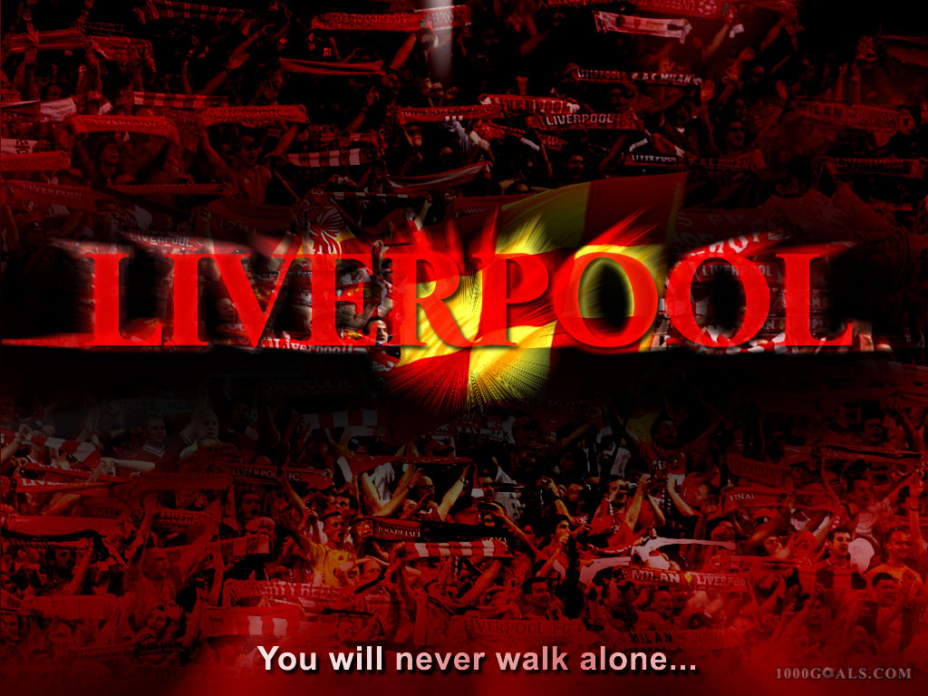 Liverpool Wallpapers Wallpaper of the day 1024x768