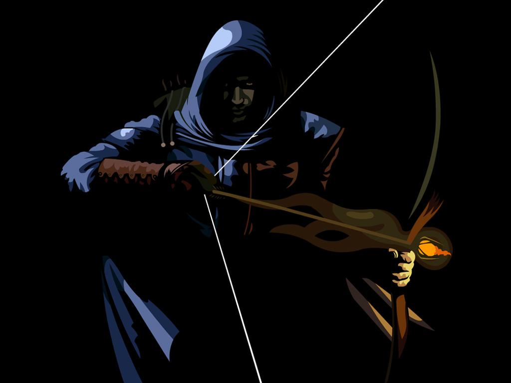 Thief by yonderboi 1024x768