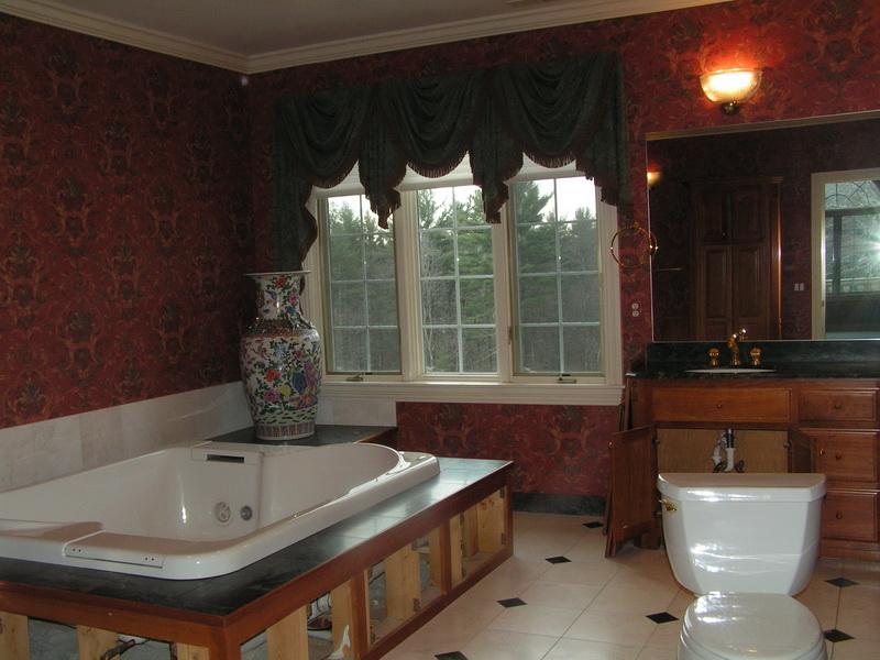 BathroomWaterproof Wallpaper For Bathrooms Elegant Waterproof 800x600
