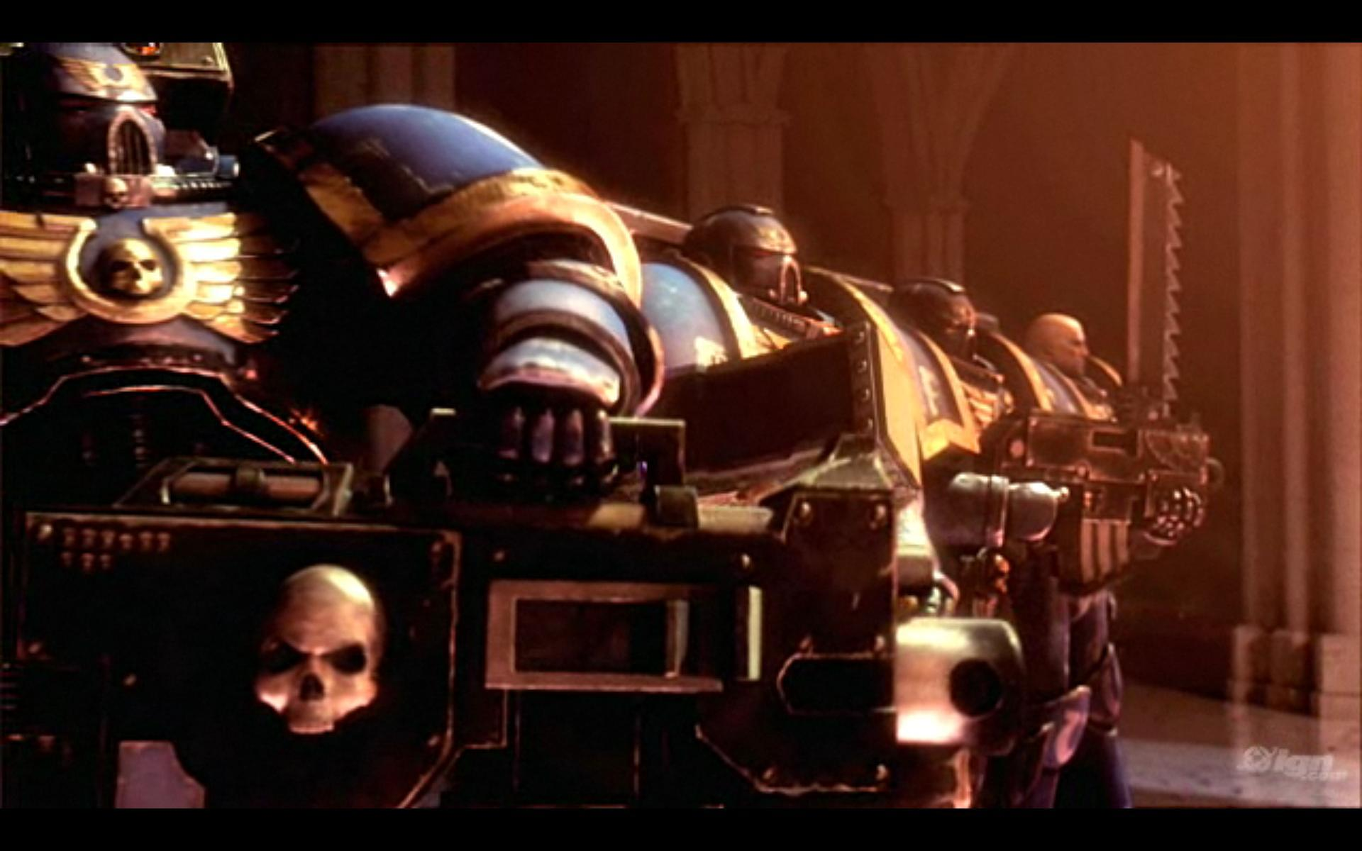 Warhammer 40k space marines wallpaper 1920x1200 11287 1920x1200
