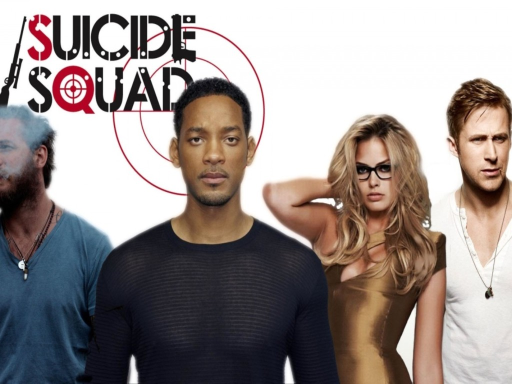 Suicide Squad Movie Wallpaper HDwallpaperUP 1024x768
