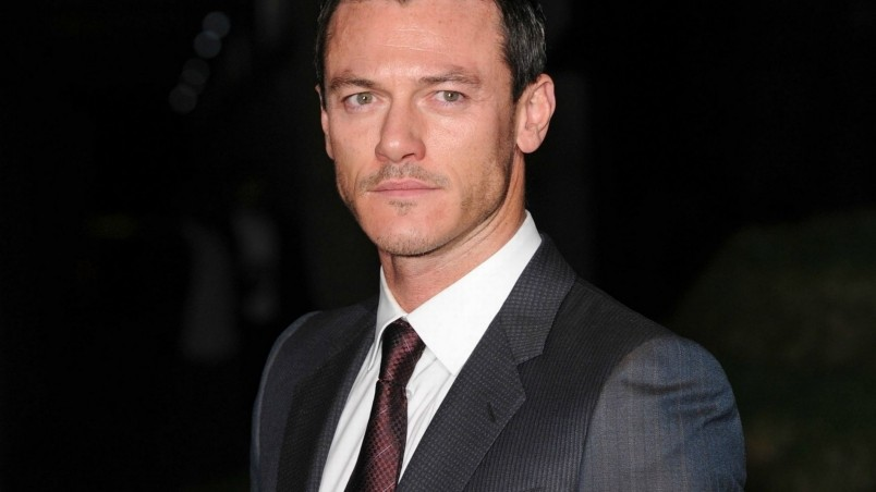 Luke Evans Suit HD Wallpaper   WallpaperFX 804x452