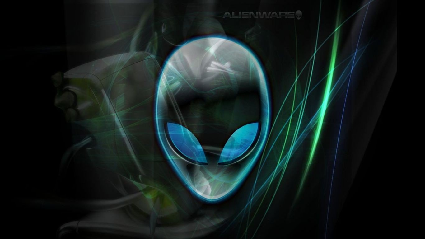 3d alien head wallpaper HD Desktop Backgrounds Wallpaper 3D 1366x768