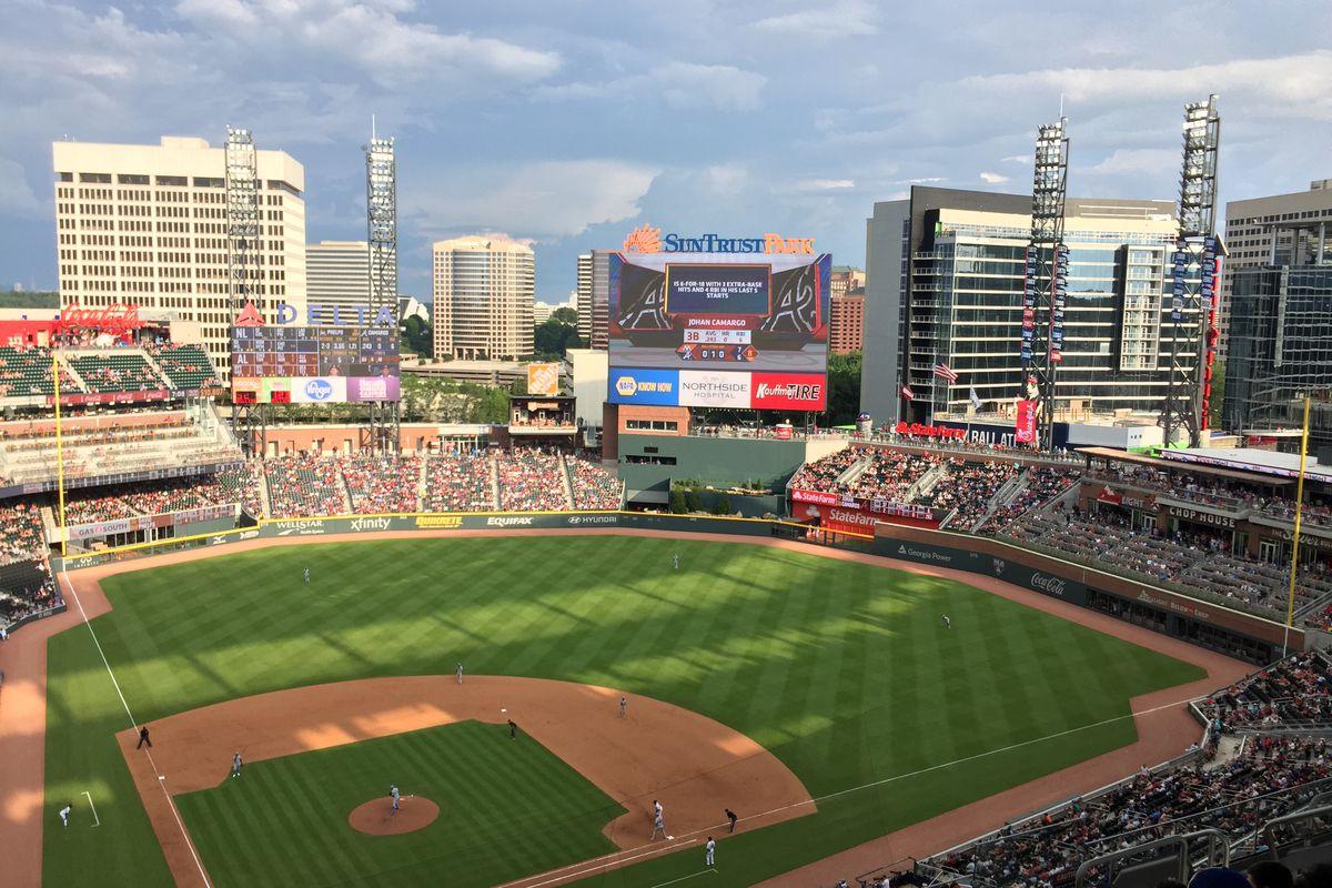 As SunTrust prepares to uproot Atlanta HQ will Braves ballpark 1200x800