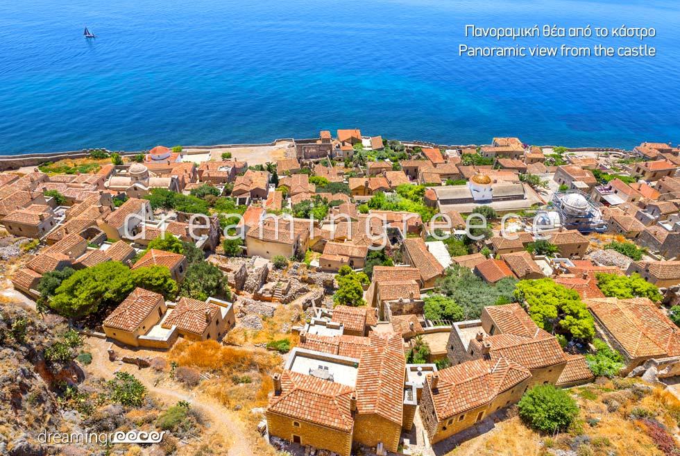 Monemvas City   Greece HD Wallpapers and Photos vivowallpaparcom 980x657