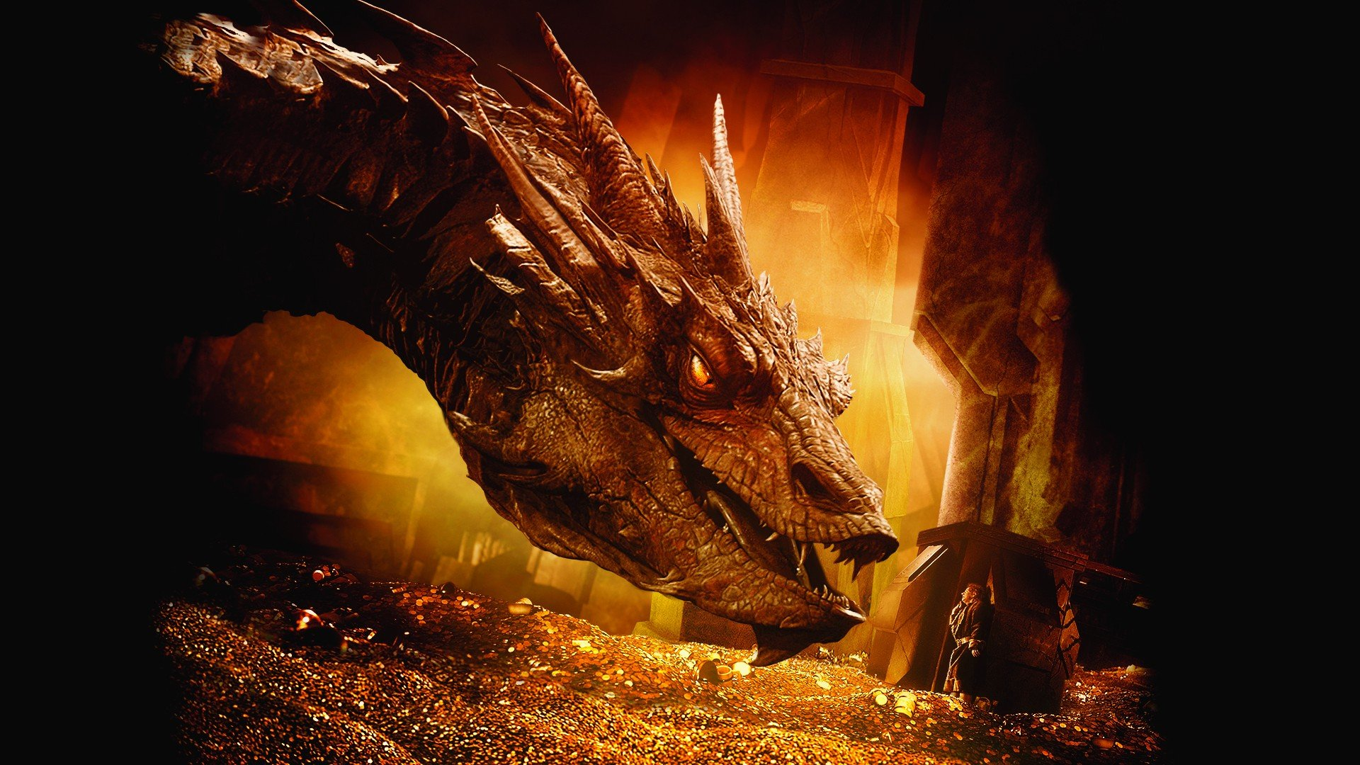 Smaug Wallpaper - WallpaperSafari