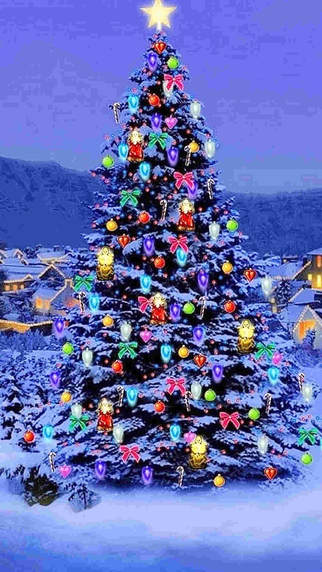 Christmas Wallpaper For Phone   31 Group Wallpapers 1080x1920