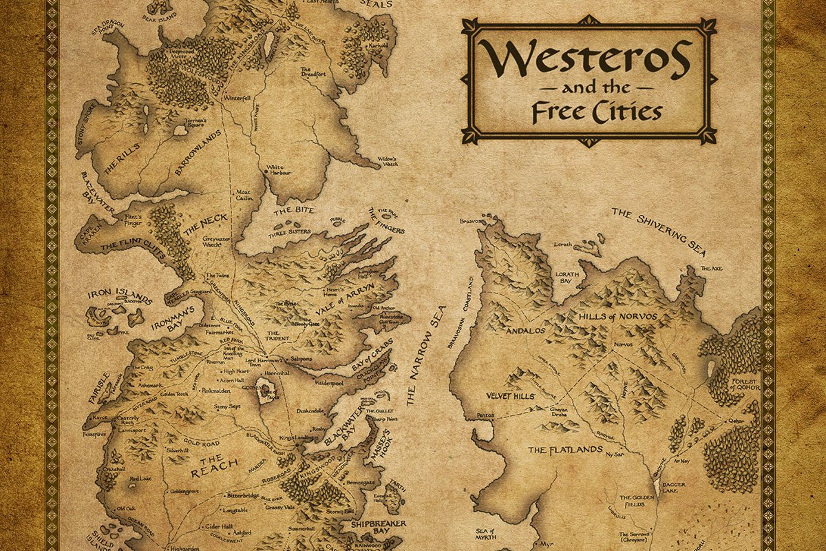 Westeros map wallpaper wallpapersafari westeros map high resolution of westeros fortress of 1200x800 gumiabroncs Images
