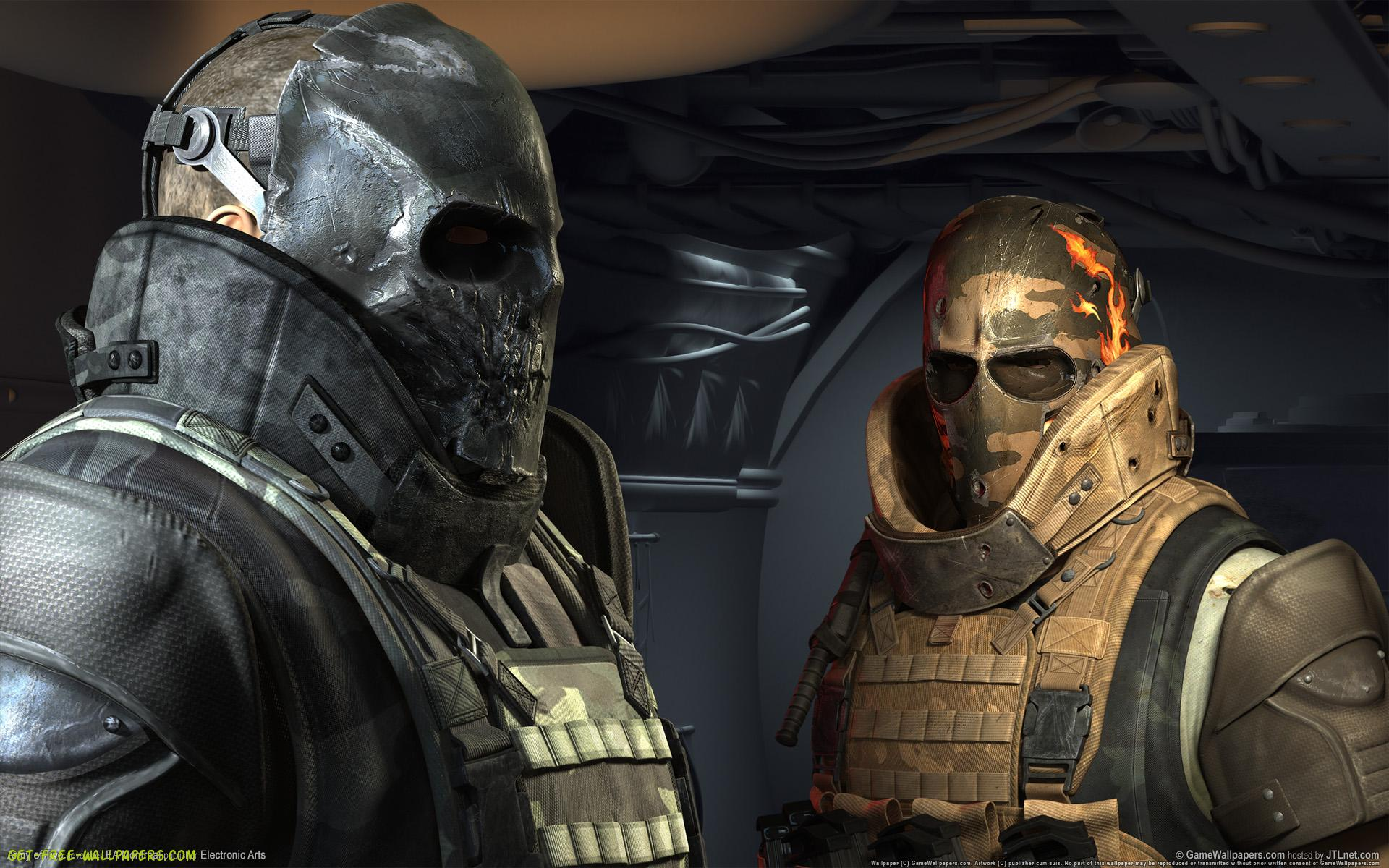 Download Wallpaper Army Of Two Wallpaper 1920x1200