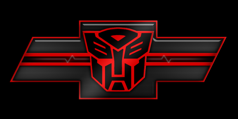 Chevy Autobot Logo 3 by InternalFriction 800x400