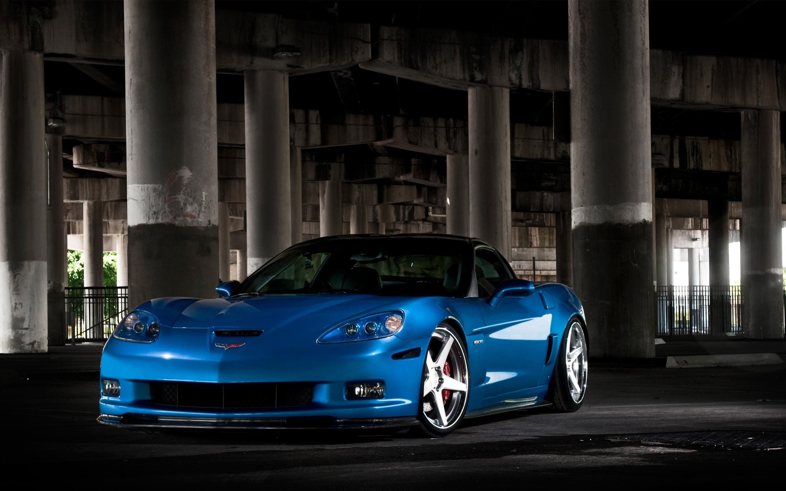 Chevrolet Corvette C6 ZR1 Car Wallpapers HD Wallpapers 2560x1600