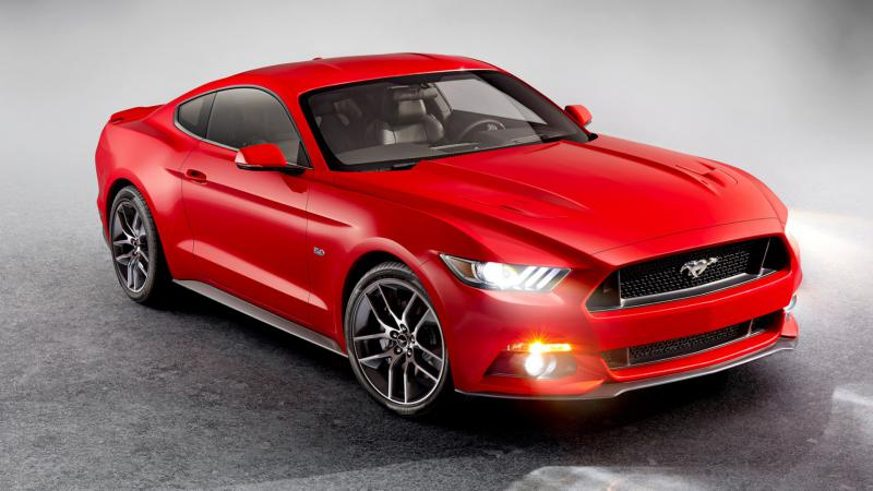 HD 2015 Ford Mustang GT HD Wallpaper Download   139484 800x450