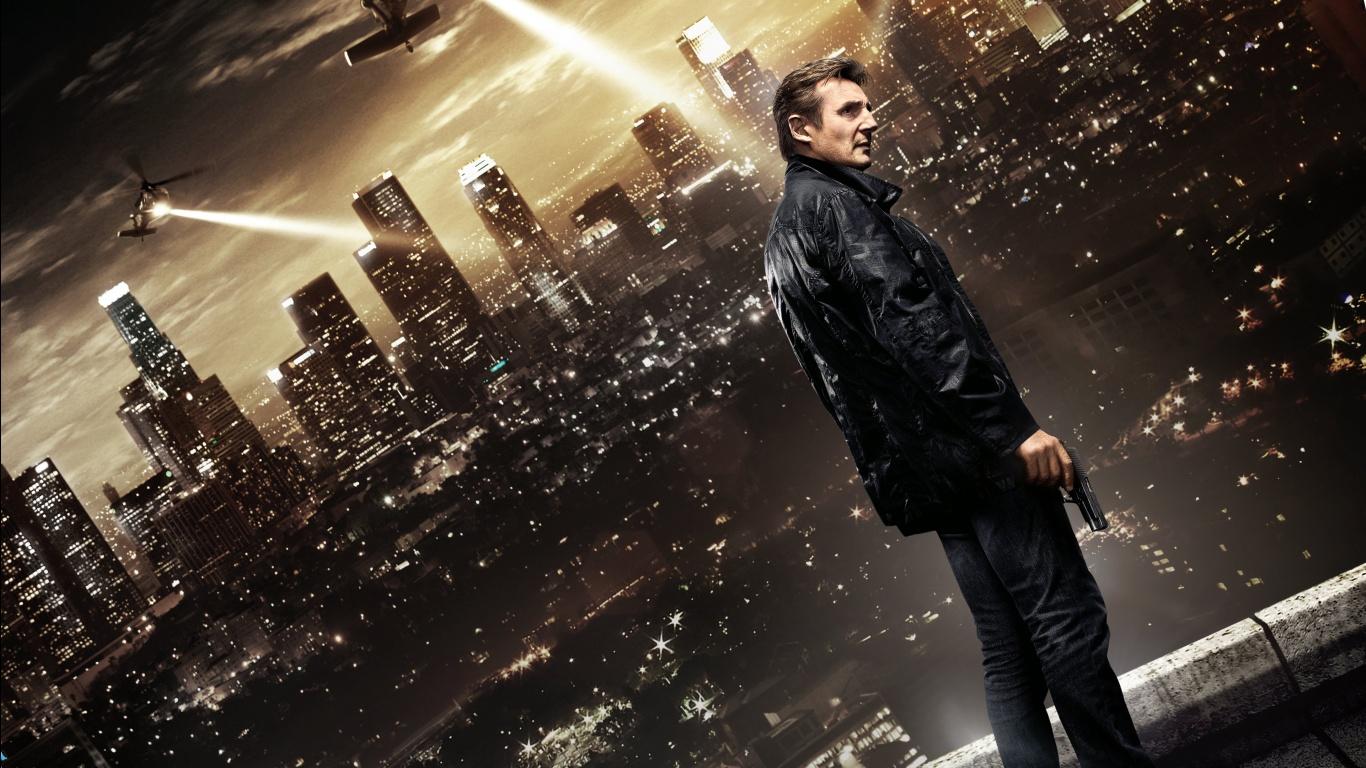 Liam Neeson Movie Taken 3 2015 HD Wallpaper   StylishHDWallpapers 1366x768