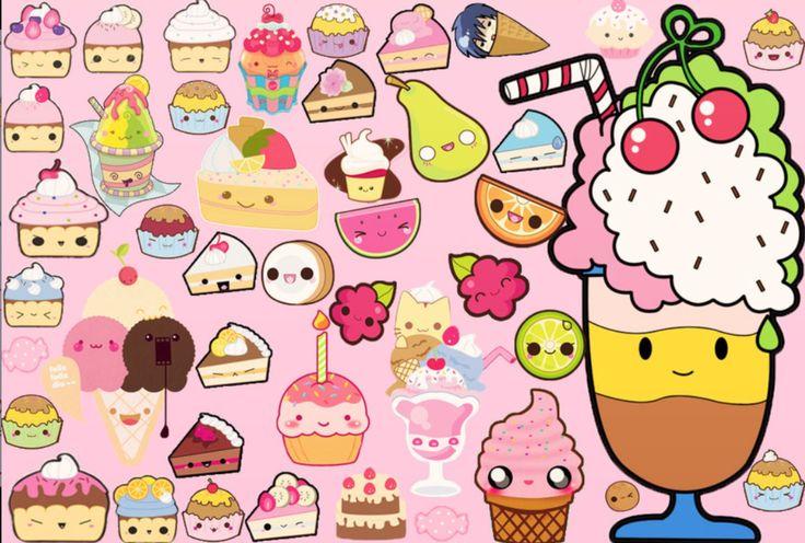 Cute kawaii wallpaper Kawaii Rocks Japan Kawaii Kawaii Wallpapers 736x496