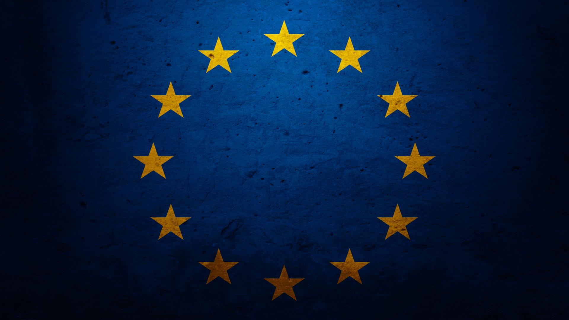 European Union Flag HD Wallpaper 1920x1080 ID60737 1920x1080