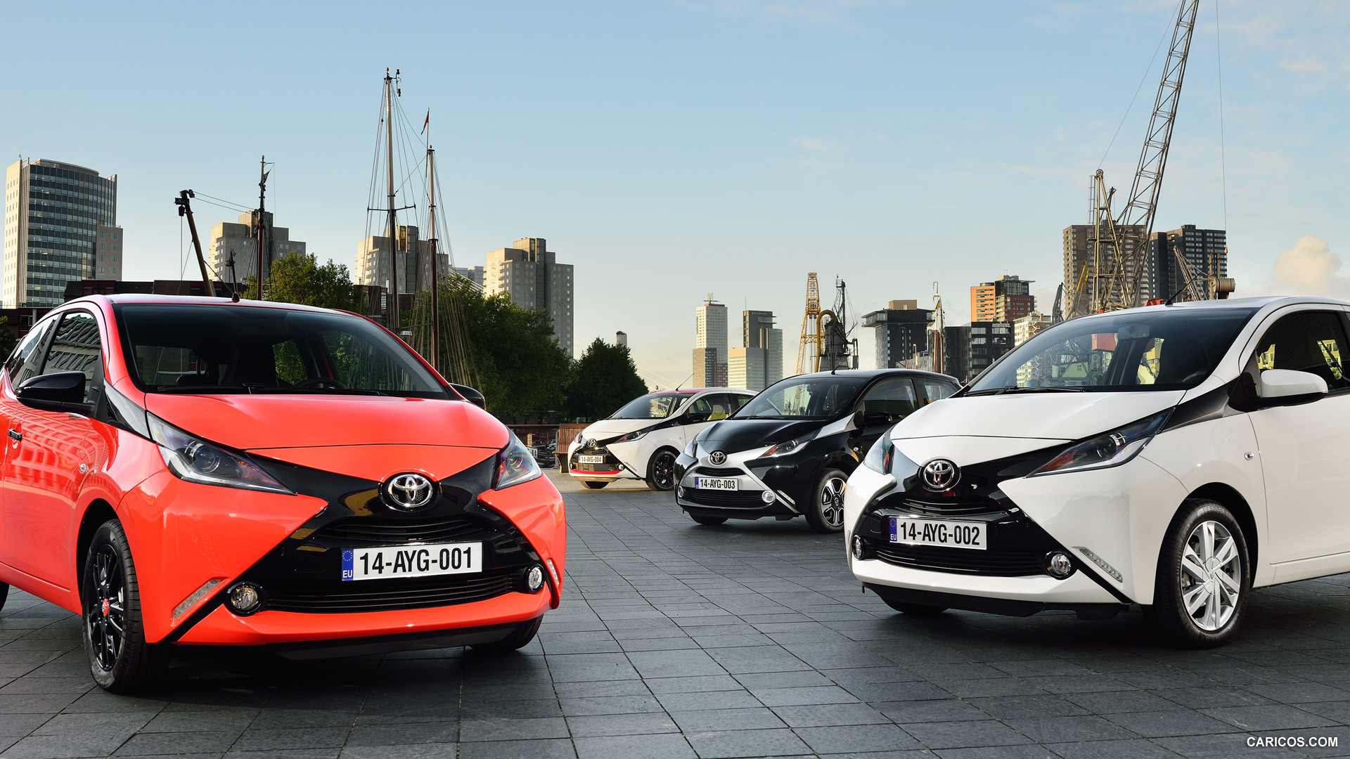 2015 Toyota AYGO   Front HD Wallpaper 71 1920x1080