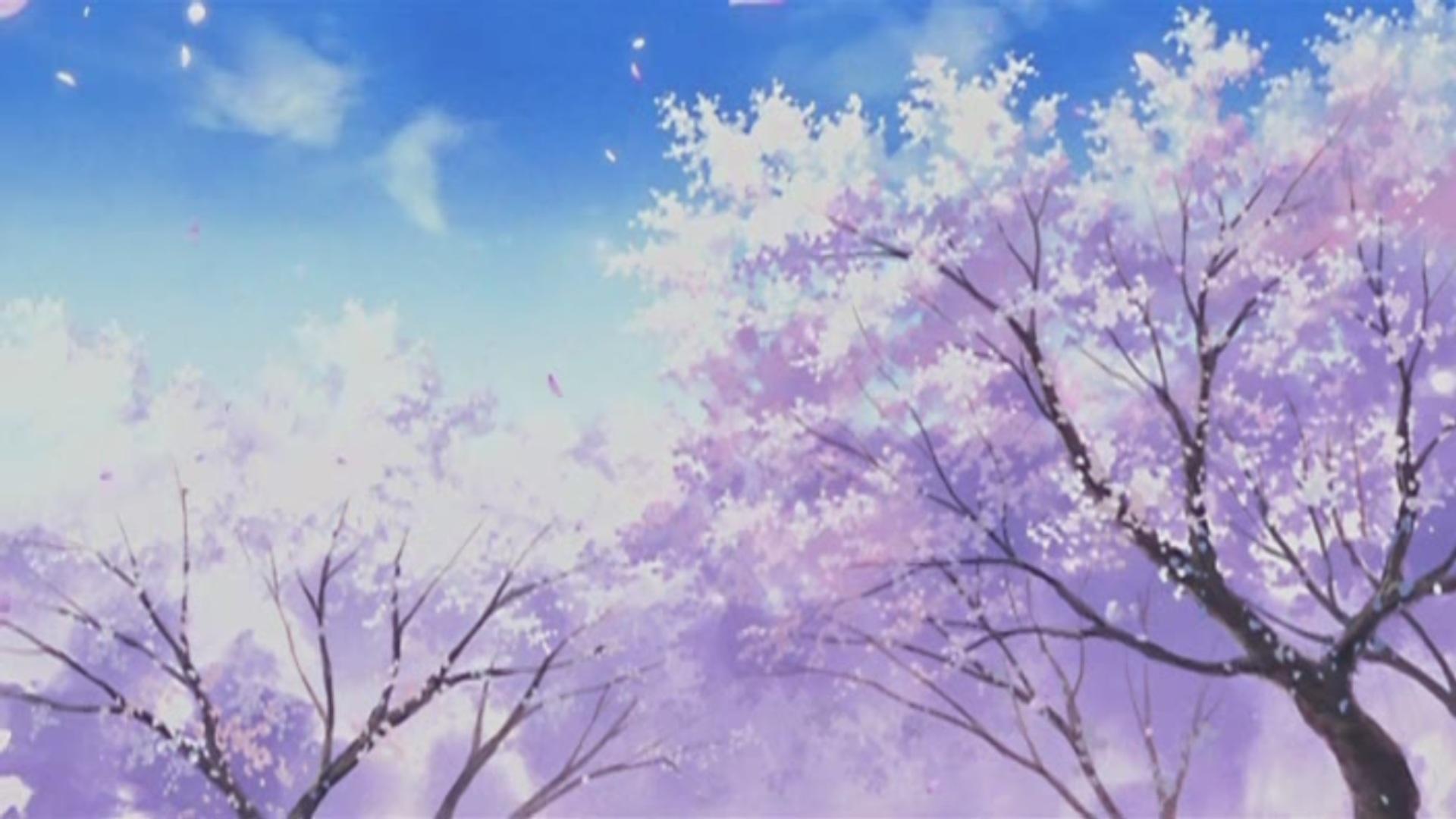 Unduh 400 Background Pemandangan Di Anime HD Terbaik