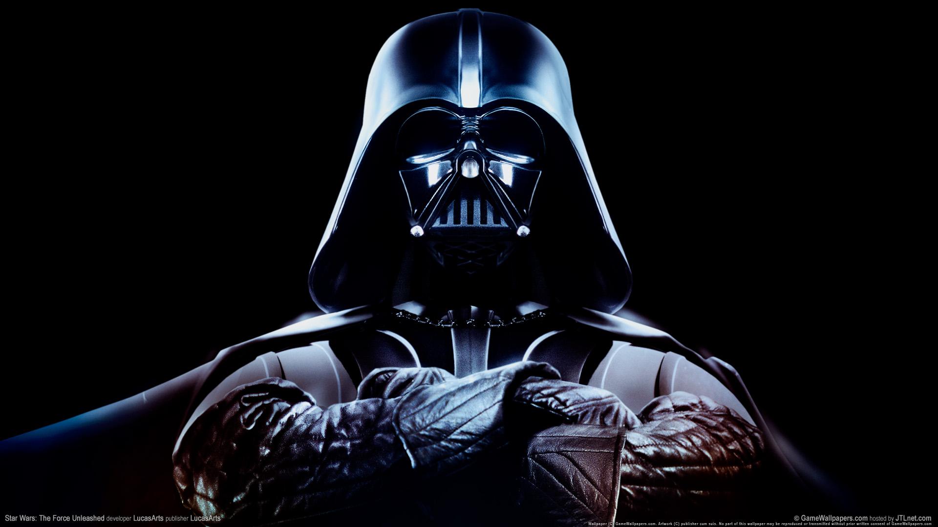 Classical Wallpaper  Darth Vader   Star Wars Wallpaper 25852934 1920x1080