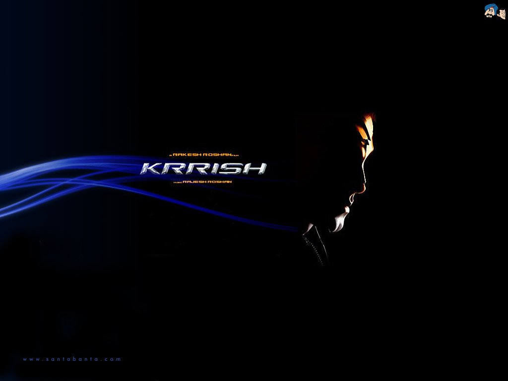 wallpaper desk top wallpaper Krrish The Movie Brand New Wallpaper 1024x768
