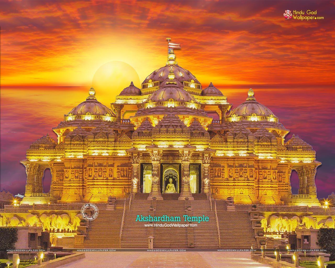 Akshardham Mandir Wallpapers Photos Images Download Temples 1280x1024