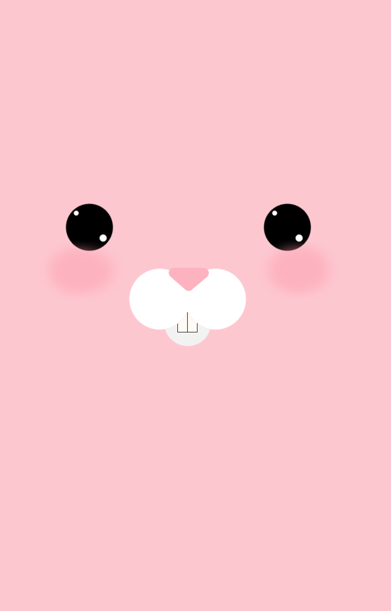 Free Download Bunny Wallpaper By Numkah 800x1250 For Your