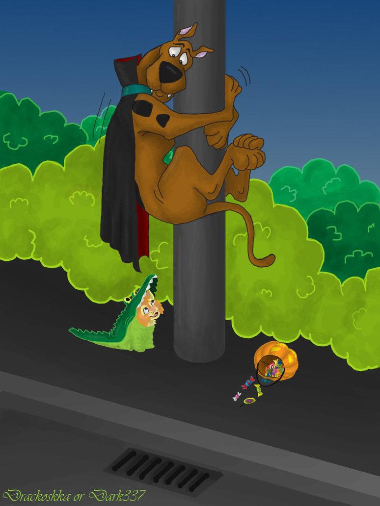 47 Scooby Doo Halloween Wallpaper On Wallpapersafari
