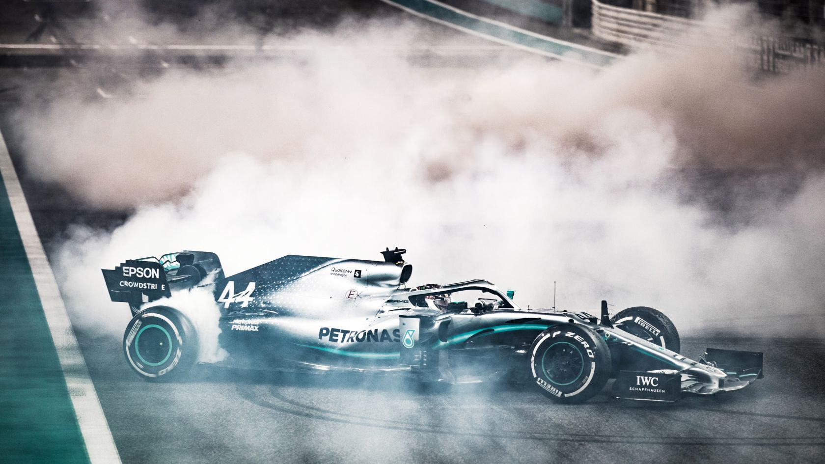 Wallpapers by Mercedes AMG Petronas Motorsport 1680x945