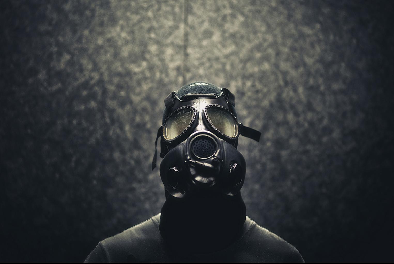 Epic Gas Mask Wallpape...