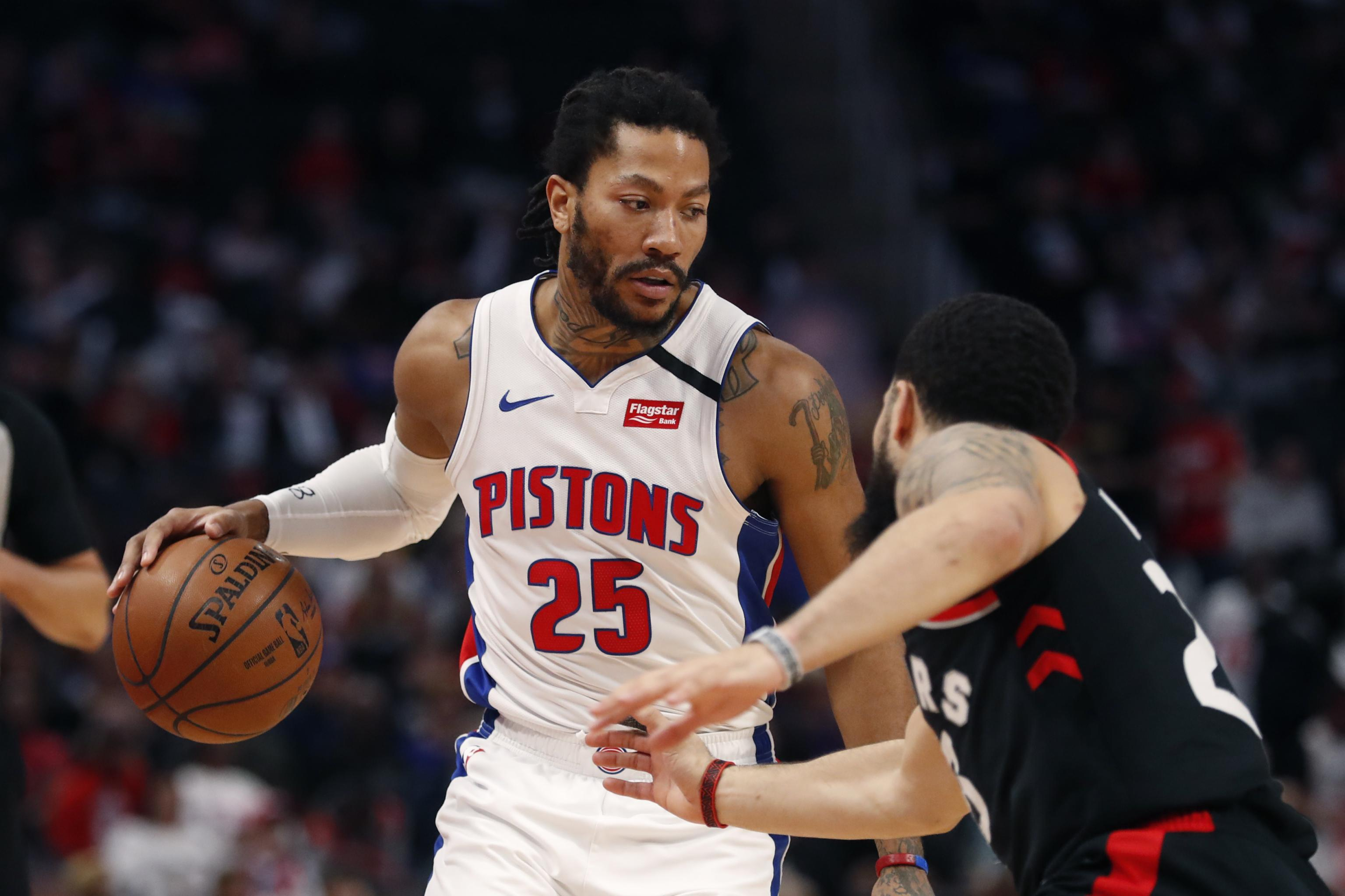 Report Derrick Rose Drops out of 2020 NBA All Star Skills 3072x2048