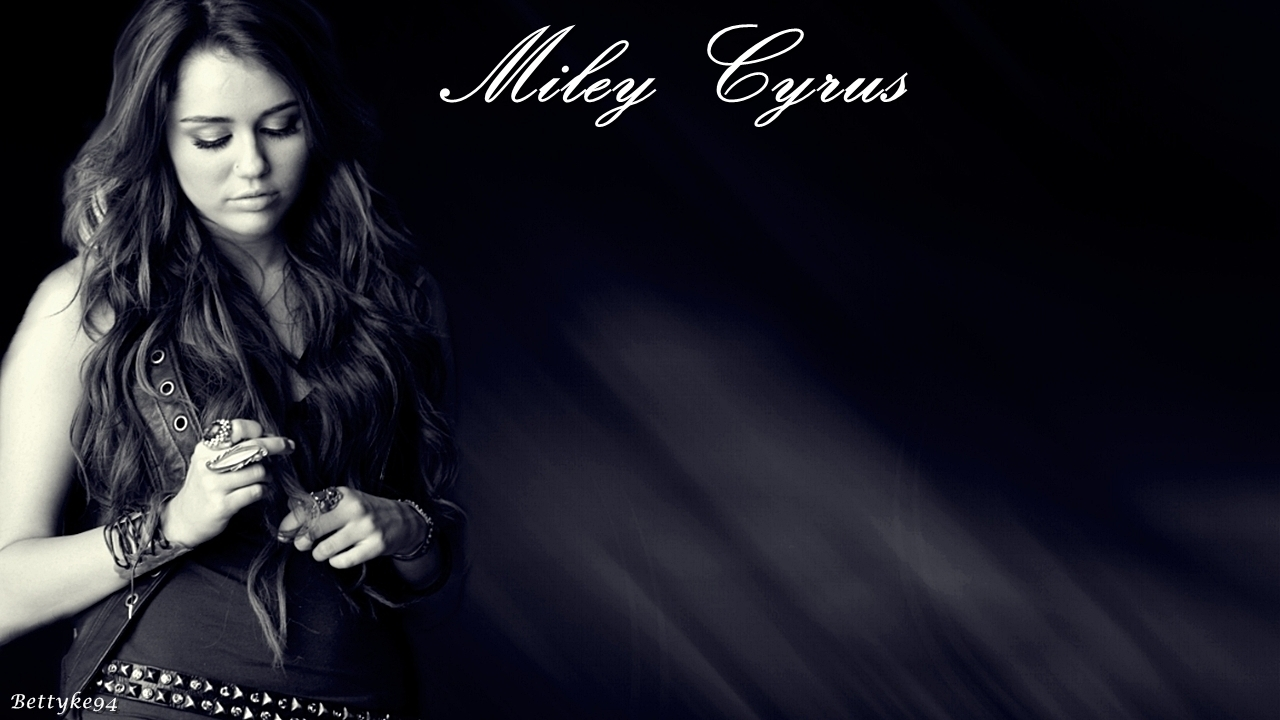 Miley Cyrus Miley Cyrus HD Wallpaper 1280x720